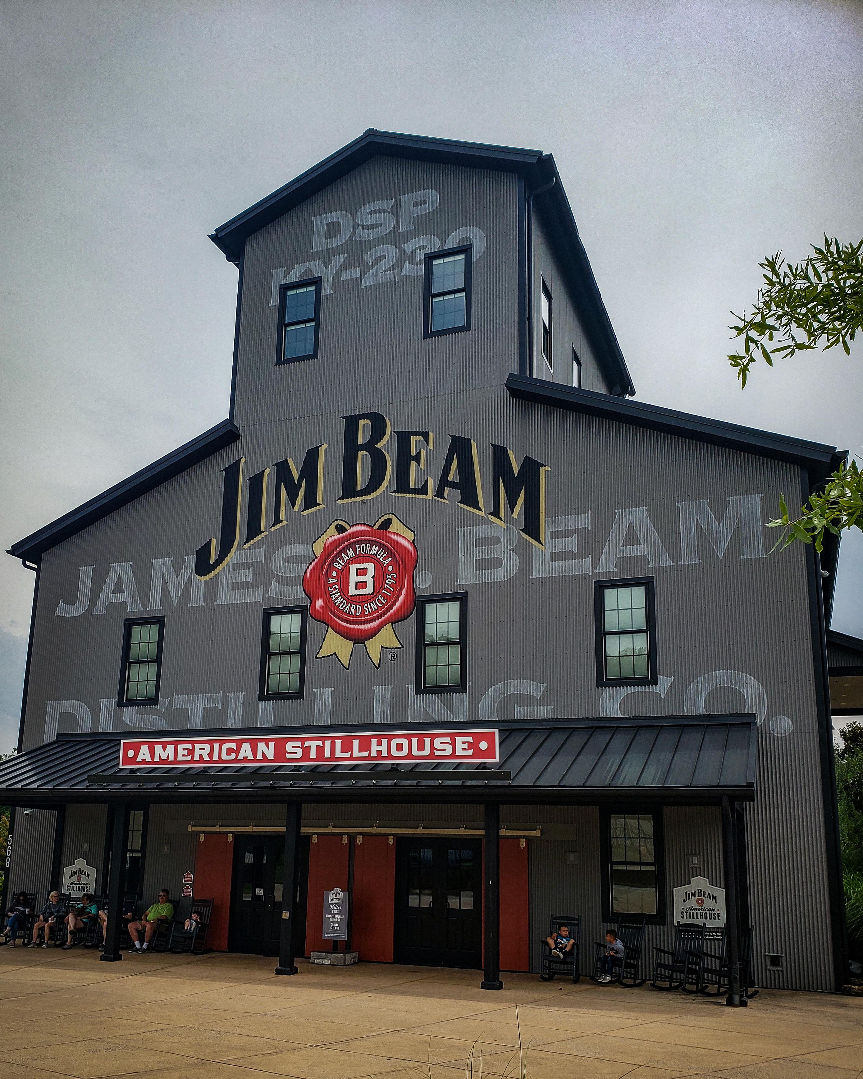 Jim Beam American Stillhouse Tour