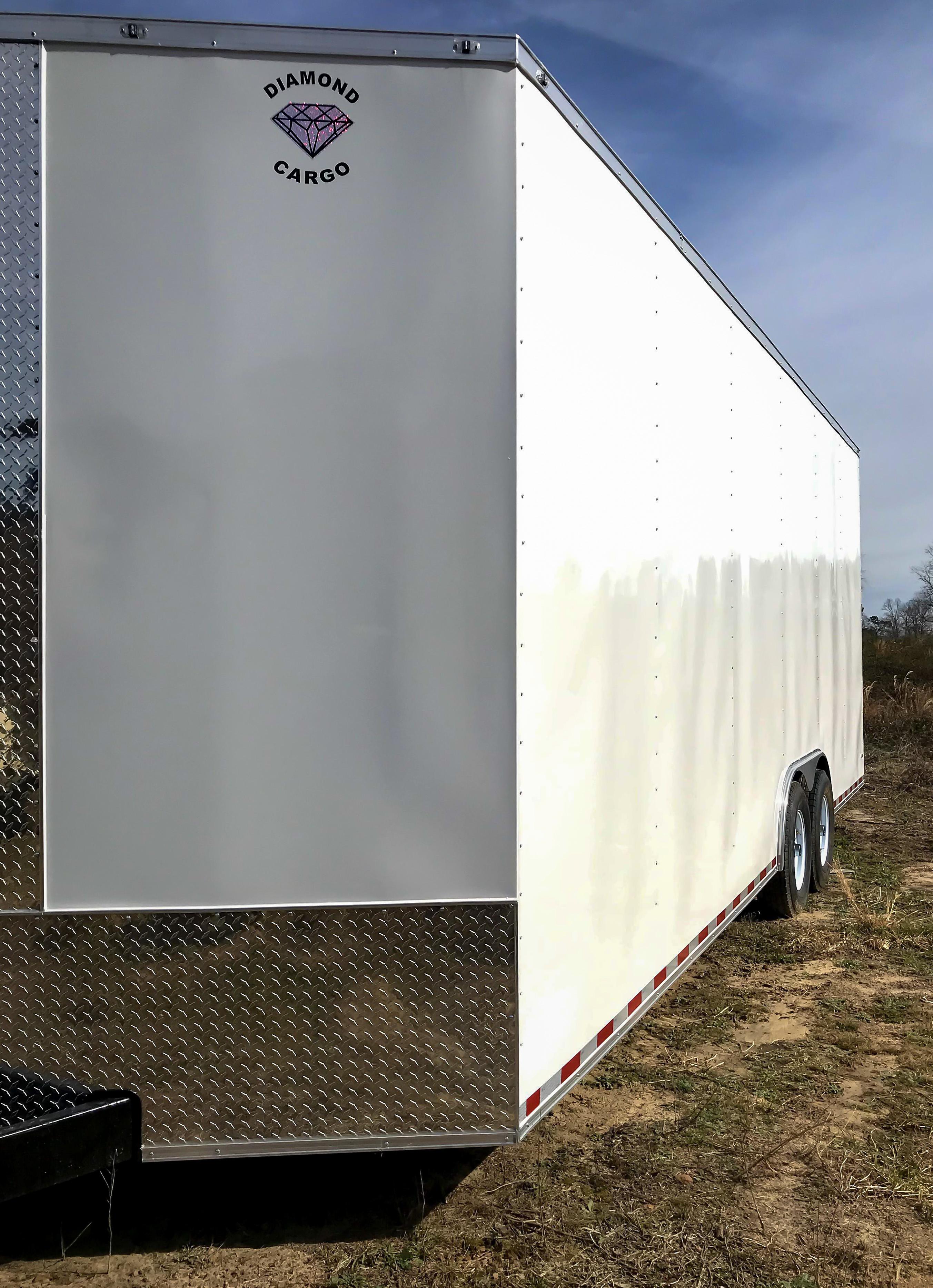 New upgrade trailer
